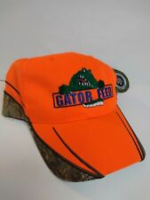 New Realtree Real Tree Camo Mens Trucker Cap Hat Gator Feed Swamp Alligator Neon