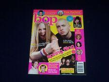 2003 MAY BOP MAGAZINE - AVRIL LEVINE & EMINEM COVER - SP 4932