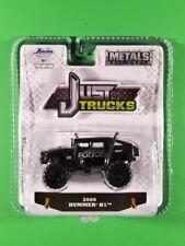 Just Trucks - 2006 Hummer H1 (Black)