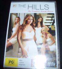 The Hills Fourth Season 4 (Australia Region 4) DVD - New