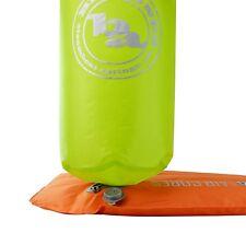 Big Agnes Pumphouse Ultra Dry Bag and Air Pump Green
