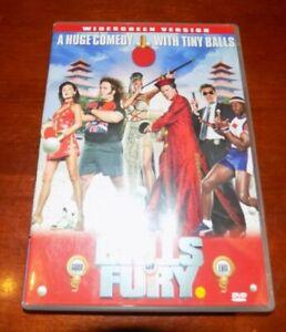 DVD BALLS OF FURY