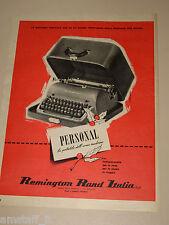 *3=REMINGTON RAND ITALIA=1953=PUBBLICITA=ADVERTISING=PUBLICIDAD=WERBUNG
