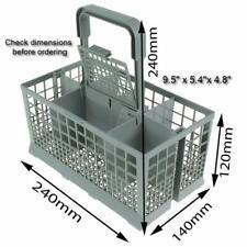 Dishwasher Basket for Kenmore Whirlpool Bosch Maytag KitchenAid Samsung & GE