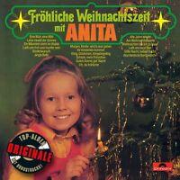 ANITA HEGERLAND - FRÖHLICHE WEIHNACHTSZEIT MIT ANITA (ORIGINALE)  CD NEU