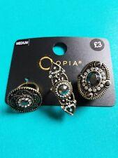 NEW 3 rings set size Medium Opia range at Primark Full price £3.