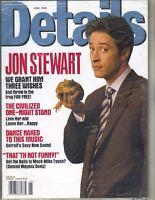 JON STEWART Details Magazine 6/99 SEALED