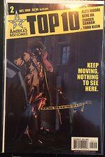 Top 10 #2 VF+ 1st Print Free UK P&P America's Best Comics
