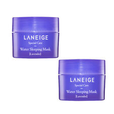 LANEIGE Special Care Water Sleeping Mask Lavender 15ml 2pcs
