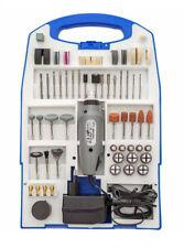 TecTake Mini-Schleifer Schleifmaschine 110 Teilig Inklusive Koffer 401168