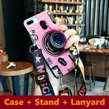 NEW 3D Camera case Emily in Paris for  Samsung note10 9 8 A80 S9 S10 M10 20 A70