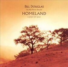 FREE US SHIP. on ANY 3+ CDs! ~Used,Very Good CD Bill Douglas: Homeland: A Prayer