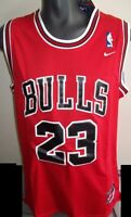 Chicago BULLS #23 JORDAN Swingman Jersey  RED, WHITE, BLACK S,M, LG XL XXL