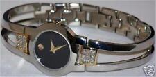 New Ladies Movado Amorosa two tone 0604760 0.27ct.aprx.custom set  Diamond Watch
