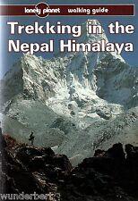 TREKKING in the NEPAL HIMALAYA - Stan ARMINGTON tb (1994) inglese