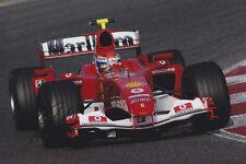 Marc Gene Firmada A Mano Ferrari Foto 12x8 1.