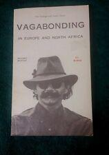 Vagabonding in Europe and North Africa The Underground Travel Classic 1973