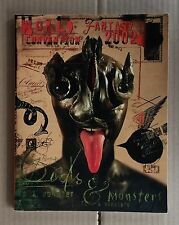 World Fantasy Convention 2002 Gods And Monsters Dave Mckean Softcover