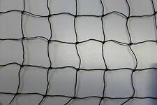 Katzenschutznetz Meterware Breite 4 m schwarz Katzennetz Balkonnetz