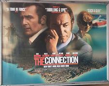 Cinema Poster: CONNECTION, THE 2014 (Quad) Jean Dujardin Gilles Lellouche