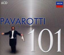 NEW 101 Pavarotti [6 CD] (Audio CD)