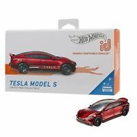 Hot Wheels id - 2019 Factory Fresh 02/06 Tesla Model S (BBFXB14)