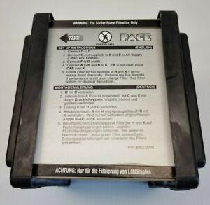 Pace Ventur-Evac Venturi Solder Fume Extractor Filter 8983-0270