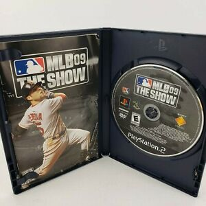 MLB 09: The Show PlayStation 3 PS3 Game Complete *CLEAN VG
