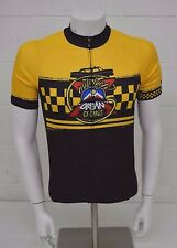 Primal Wear Mile High Urban CX Chaos Cycling Bike Jersey Men's Medium Racecut