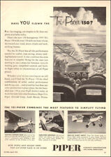 1955 vintage aircraft AD PIPER TR- PACER 150 4 place private plane 091718