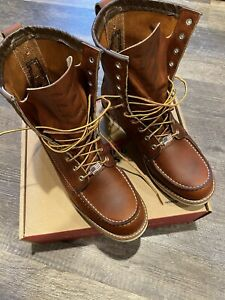 red wing 877 Worn For 8hrs
