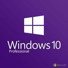 WINDOWS 10 PRO 32/64BIT PROFESSIONAL KEY CHIAVE ORIGINALE ESD LICENZA MICROSOFT