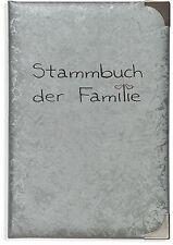 Stammbuch der Familie -Palo-, Stammbücher, Familienstammbuch,silber, Hochzeit