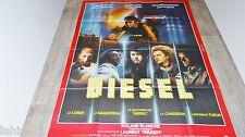DIESEL  ! affiche cinema