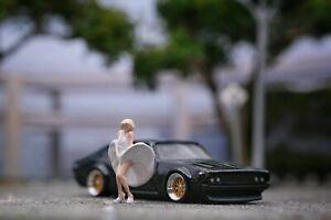 Monroe H0 Minifigur miniatur nicht Preiser noch faller busch