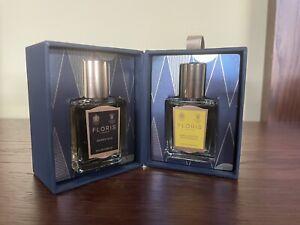 Floris Fragrance Set 2x15ml EDP