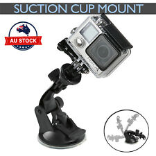 Car Suction Cup Windshield Mount Window Vacuum Holder GoPro 3 4 5 Go Pro Stand