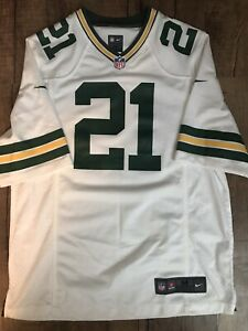 NWOT Charles Woodson M Jersey Nike On The Field Green Bay Packers