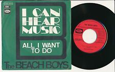 "THE BEACH BOYS 45 TOURS 7"" FRANCE ALL I WANT TO DO"