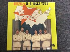 "THE DYNATONES  ""Buffalo is a Polka Town""  NEW SEALED POLISH POLKA  LP"