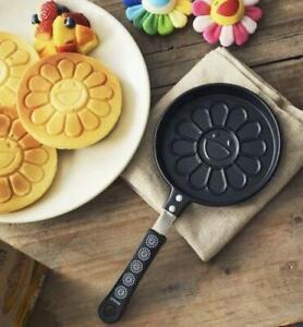 Takashi Murakami Pancake Frying Pan Flower Design Only Frying Pan
