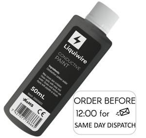 Liquiwire™ 100 conductive graphite shielding paint paste glue ink pen