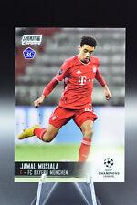 2020-21 Topps Stadium Chrome Jamal Musiala Bayern RC Rookie