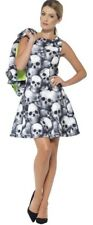 Women's Skull Suit Dress and Jacket Medium (UK 12-14)