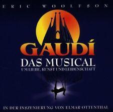 Gaudi (Musical by Eric Woolfson) Inszenierung von Elmar Ottenthal (1995)  [CD]