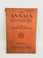 Philosophy Annals of the American Academy of Political and Social Science  1956