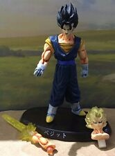 Dragon Ball Z Goku Capsule Mini Figure Vegetto Vegerot Gashapon Anime Japan