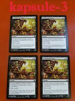 4x Footbottom Feast | Commander | MTG Magic The Gathering Cards