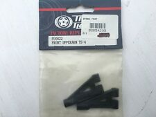 Thunder Tiger TS4N Front Suspension Arm set  P/N PD0822