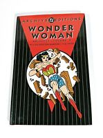 Wonder Woman Archives Vol. 2 DC Hardcover First Printing OOP! Golden Age Comics!